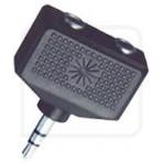 Adapter 3.5mm ST M – 2xRCA F