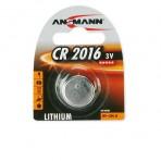 Lithium CR2016