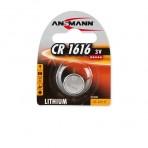 Lithium CR1616