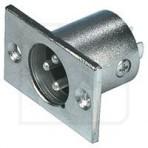 XLR 3pol metalni ugradni M
