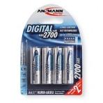 AA / HR6 / 2700mAh / Digital